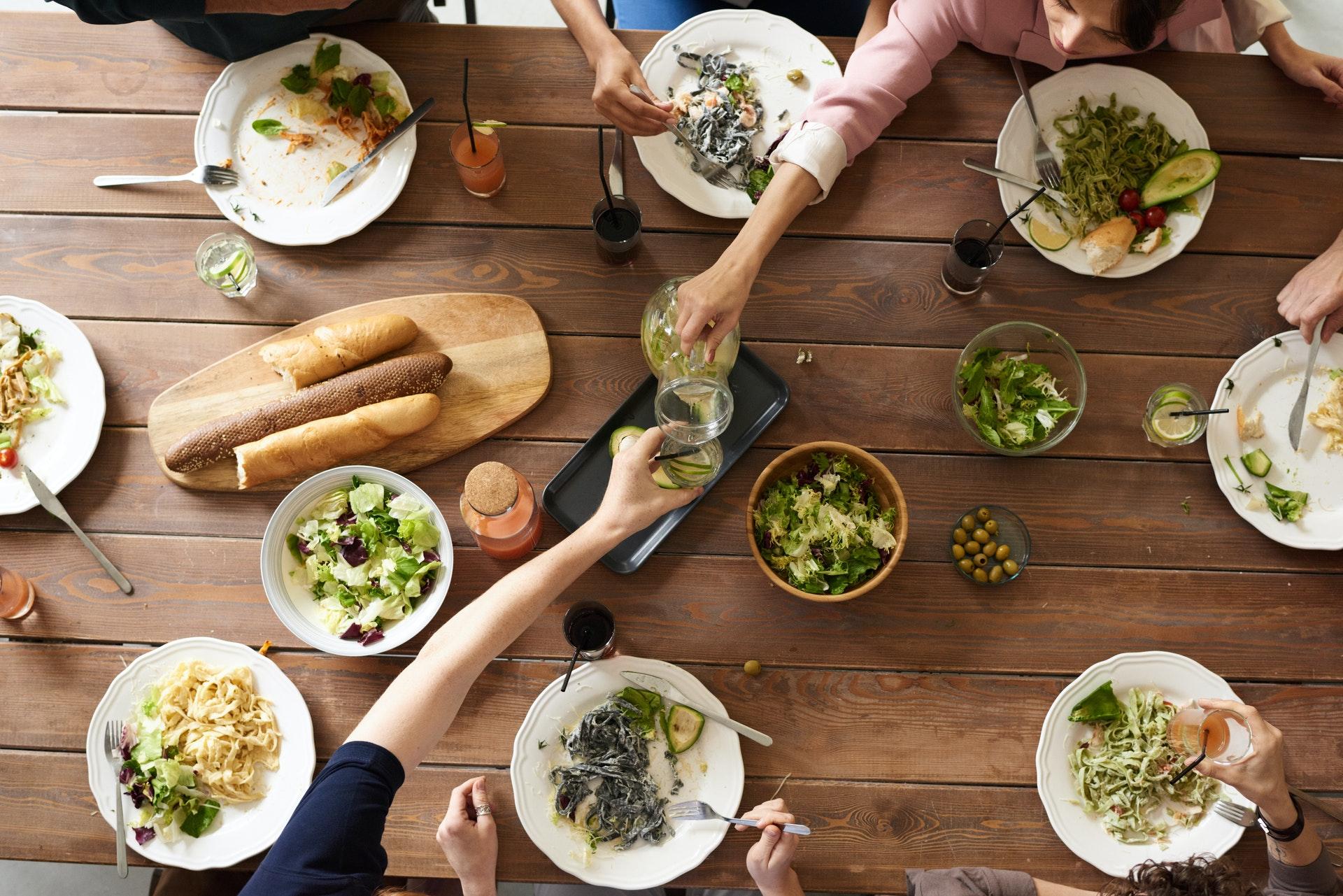 Fördelar med hälsosam och vegansk kost