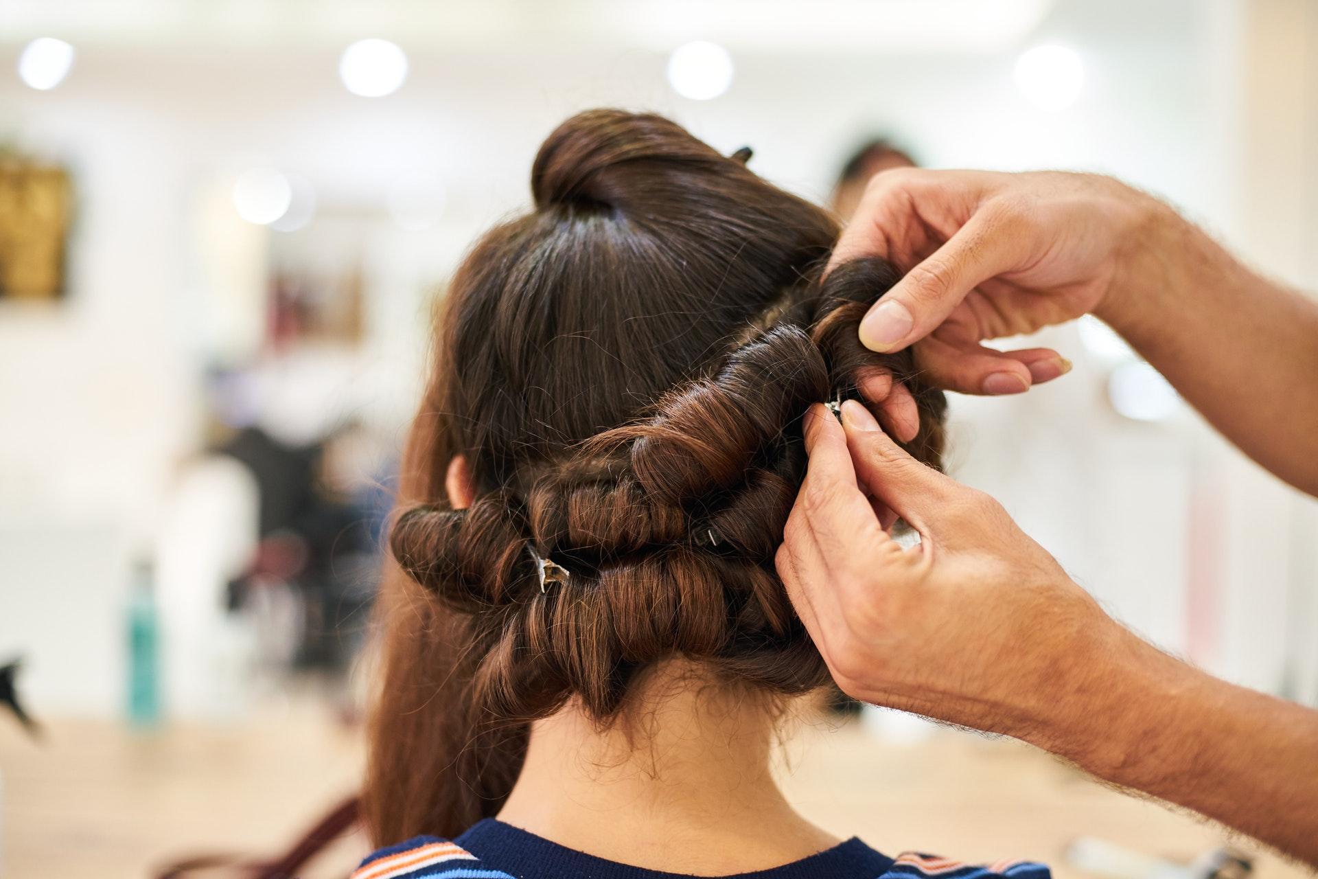 Fördelen med att gå till frisörsalong