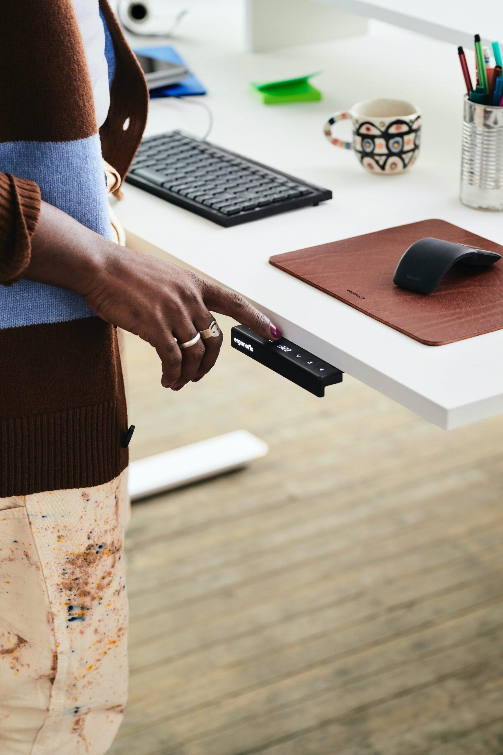 Bättre ergonomi på jobbet